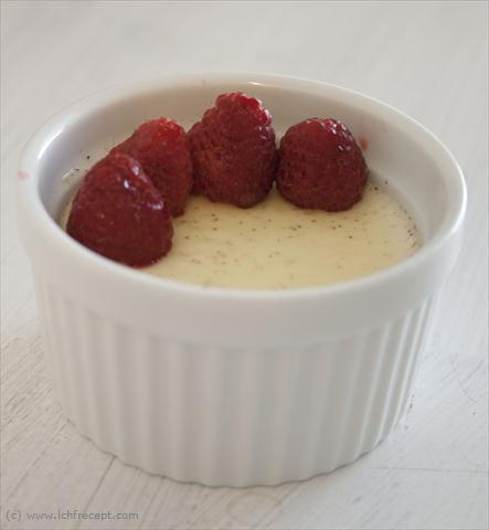 lchf pannacotta vaniljpulver