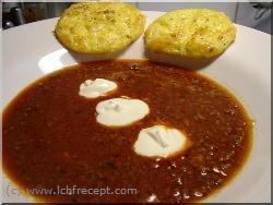 köttfärssoppa med vitkål lchf