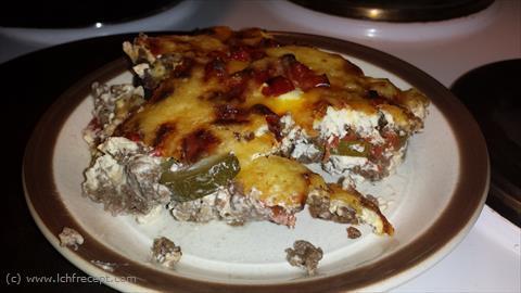 lchf lasagne recept