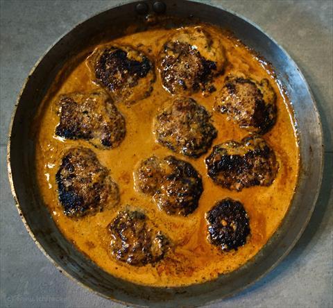 köttfärsbiffar lchf recept
