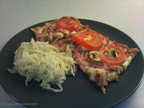 God LCHF-pizzabotten