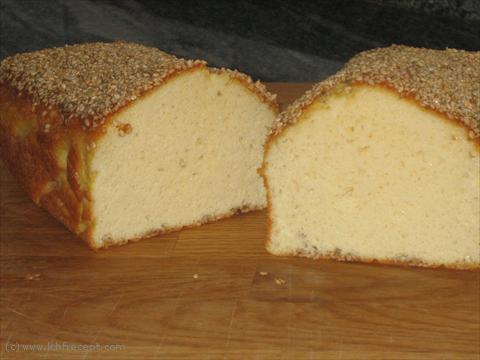 ljust bröd recept